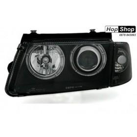 Кристални фарове  Angel Eyes VW PASSAT 3B/ B5 (1997-2000)  - черни от HopShop.Bg.