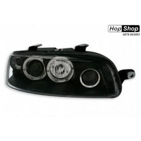 Кристални фарове FIAT PUNTO (1999-2003) - черни от HopShop.Bg.
