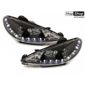 Кристални фарове за PEUGEOT 206 от HopShop.Bg.