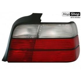 Кристални стопове BMW E36 (91-99) 4d sedan - хром от HopShop.Bg.