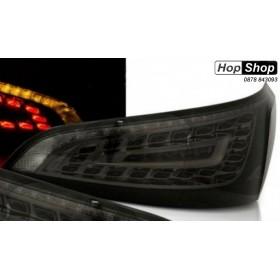 Диодни стопове  AUDI Q7 (2009-2015) - опушени от HopShop.Bg.
