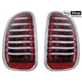 Кристални диодни стопове MINI (2009+)- черни от HopShop.Bg.