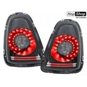 Кристални диодни стопове MINI (2006-2008)- черни от HopShop.Bg.