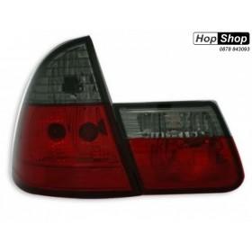 Кристални стопове за БМВ Е46 комби (98-05) - черен хром от HopShop.Bg.