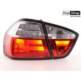 Диодни стопове BMW E90 (2003-2007) - хром от HopShop.Bg.