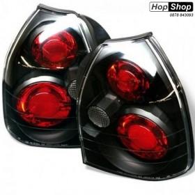 Кристални стопове HONDA CIVIC 3D (1996-2001) - Черни от HopShop.Bg.