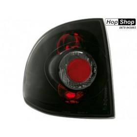 Кристални стопове OPEL ASTRA F кабрио / комби (91-99) - черни от HopShop.Bg.