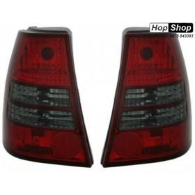 Кристални стопове за Бора VW BORA комби  - черни от HopShop.Bg.