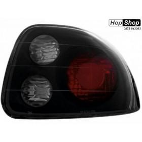 Кристални стопове HONDA CRX DEL SOL (93-97)  - черни от HopShop.Bg.