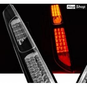 Диодни стопове FORD FOCUS Hatchback (2004-2008) - черни от HopShop.Bg.