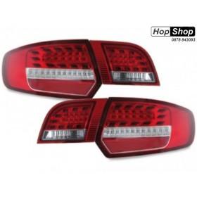Диодни стопове  AUDI A3 sportback  (2003-2008) - червени от HopShop.Bg.
