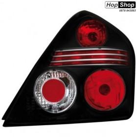 Кристални стопове FIAT STILO 3D (2002-2007) - черни от HopShop.Bg.