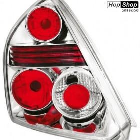 Кристални стопове FIAT STILO (2002+) - хром от HopShop.Bg.