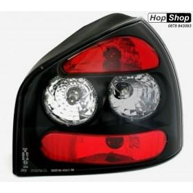 Кристални стопове  AUDI A3  (96-03) - черни от HopShop.Bg.