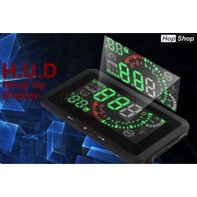 """HUD Display 4"""" - Модул за проектиране върху предно стъкло от HopShop.Bg."""