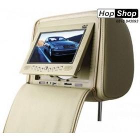 """LCD 7"""" - с DVD + TV TUNER + БЕЗЖИЧЕН ДЖОЙСТИК ЗА ИГРИ от HopShop.Bg."""