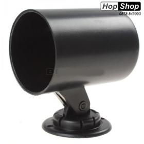 Конзола - стойка за 1 измервателен уред 52мм - с корпус от HopShop.Bg.