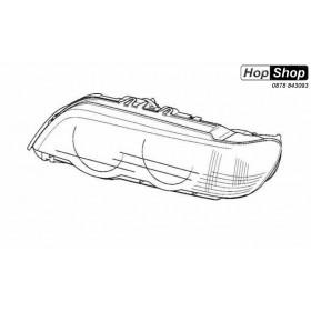 Стъкла за фарове за БМВ Х5 Е53 (1999-2003) от HopShop.Bg.