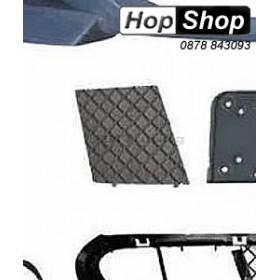Капачка за решетка за предна броня BMW E60 / E61 М-Tech (2003-2010) - дясна от HopShop.Bg.