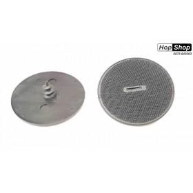 Пластмасови щипки за закрепяне на стелки към пода за BMW - лепящи от HopShop.Bg.