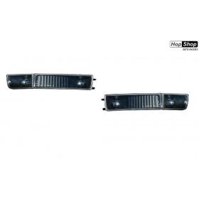 Халогени с мигачи за Volkswagen Golf 3 - черни ( к-кт ляв и десен ) от HopShop.Bg.
