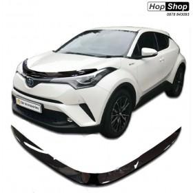 Дефлектор за преден капак за Hyundai Santa Fe (2018+) - CA Plast от HopShop.Bg.