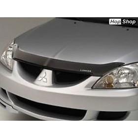 Дефлектор за преден капак Mitsubishi Lancer (2003-2007) от HopShop.Bg.