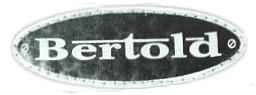 Тапицерия - Bertold