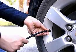 Колко трябва да е налягането на гумите на превозното средство.